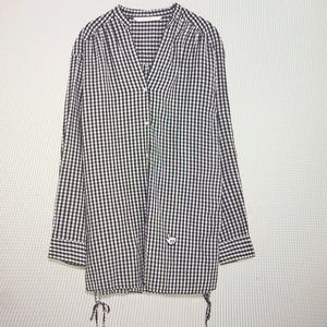 Zara Shirt with Side Cords